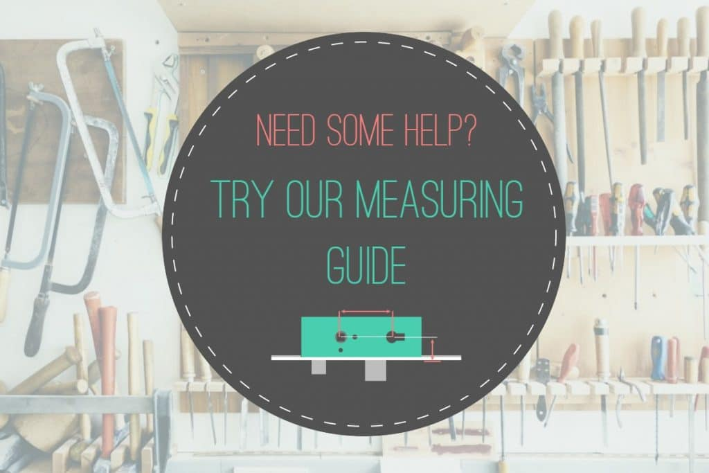 Try Our Measuring Guide