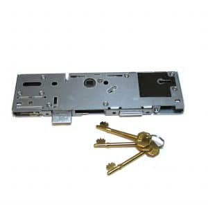 Multipoint Door Cases (Gearboxes)